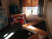 Montessori Infant Room Ideas