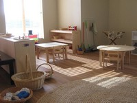 Montessori Toddler Room Ideas